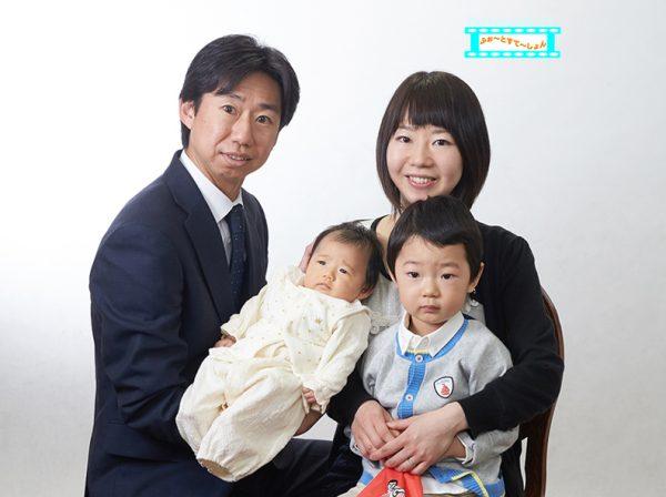 家族写真は「記念写真」だけじゃないんですよ❣サムネイル